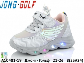 Джонг - Гольф Кроссовки LED A10481-19 21-26