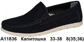 Капитошка Туфли летние A11836 33-38