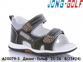 Джонг - Гольф Сандалии A20079-5 21-26