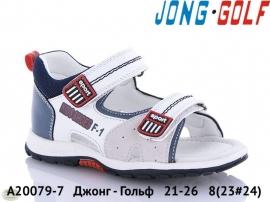 Джонг - Гольф Сандалии A20079-7 21-26