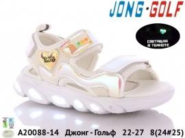 Джонг - Гольф Босоножки A20088-14 22-27