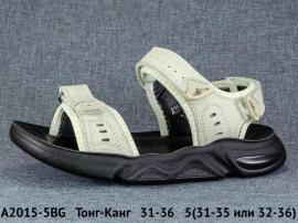 Тонг-Канг Сандалии A2015-5BG 31-36