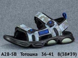 Тотошка Сандалии A28-5B 36-41