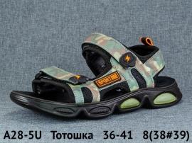 Тотошка Сандалии A28-5U 36-41