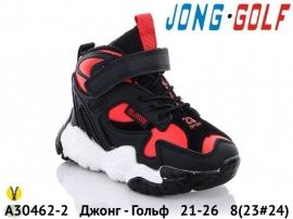 Джонг - Гольф Ботинки демисезонные A30462-2 21-26
