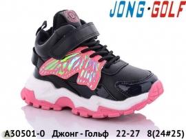 Джонг - Гольф Ботинки демисезонные A30501-0 22-27