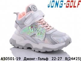 Джонг - Гольф Ботинки демисезонные A30501-19 22-27