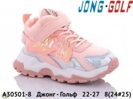 Джонг - Гольф Ботинки демисезонные A30501-8 22-27