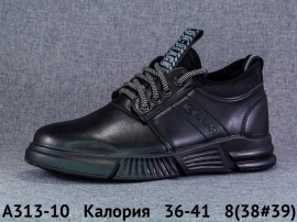 Калория Ботинки зимние A313-10 36-41
