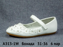 Бонада Туфли A313-1W 31-36