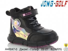 Джонг - Гольф Ботинки зимние A40047-0 22-27