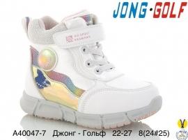 Джонг - Гольф Ботинки зимние A40047-7 22-27