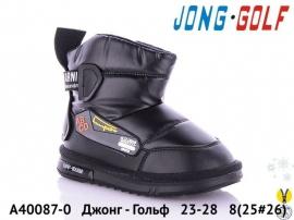 Джонг - Гольф дутики A40087-0 23-28