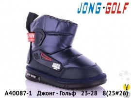 Джонг - Гольф дутики A40087-1 23-28