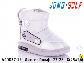 Джонг - Гольф дутики A40087-19 23-28