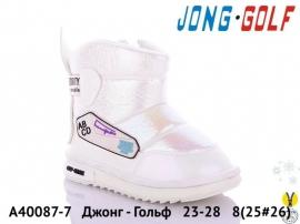 Джонг - Гольф дутики A40087-7 23-28