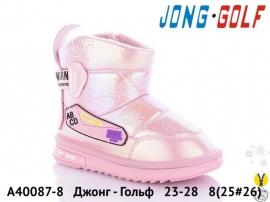 Джонг - Гольф дутики A40087-8 23-28