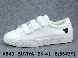 SUYIYA Слипоны A540 36-41
