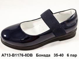 Бонада Туфли A713-B1176-8DB 35-40
