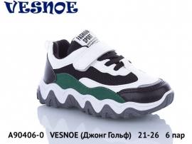 VESNOE (Джонг Гольф) Кроссовки закрытые A90406-0 21-26