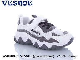 VESNOE (Джонг Гольф) Кроссовки закрытые A90408-7 21-26