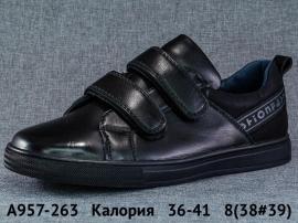 Калория Туфли A957-263 36-41
