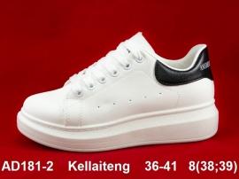 Kellaiteng Слипоны AD181-2 36-41
