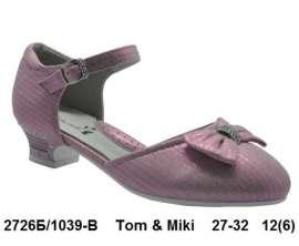 Том. Мики. Туфельки 1039-B 27-32