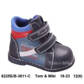 Том. Мики. Д/С ботинки B-3811-C 18-23