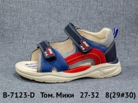 Том. Мики Босоножки B-7123-D 27-32