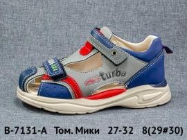 Том. Мики Босоножки B-7131-A 27-32