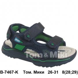 Том. Мики Босоножки B-7467-K 26-31