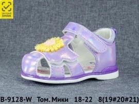 Том. Мики Босоножки B-9128-W 18-22