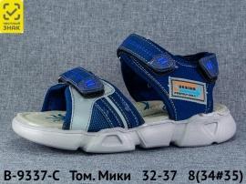Том. Мики Сандалии B-9337-C 32-37