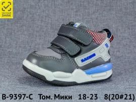 Том. Мики Ботинки демисезонные B-9397-C 18-23