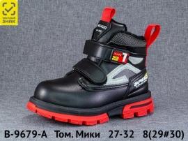 Том. Мики Ботинки демисезонные B-9679-A 27-32