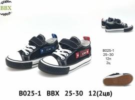 BBX Кеды B025-1 25-30