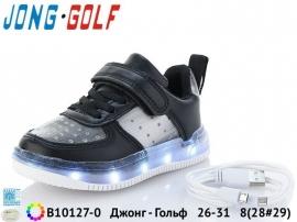 Джонг - Гольф Кроссовки LED B10127-0 26-31