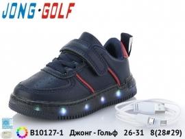 Джонг - Гольф Кроссовки LED B10127-1 26-31