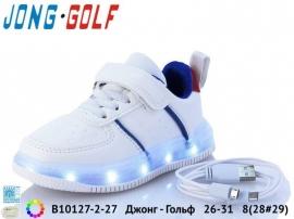 Джонг - Гольф Кроссовки LED B10127-2-27 26-31