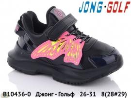Джонг - Гольф Кроссовки закрытые B10436-0 26-31