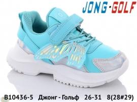 Джонг - Гольф Кроссовки закрытые B10436-5 26-31