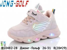 Джонг - Гольф Кроссовки LED B10482-28 26-31