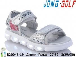 Джонг - Гольф Босоножки B20045-19 27-32