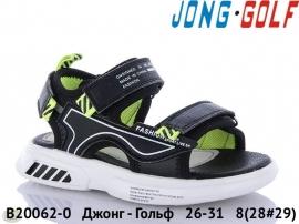 Джонг - Гольф Сандалии LED B20062-0 26-31