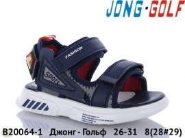Джонг - Гольф Сандалии B20064-1 26-31