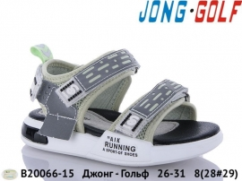 Джонг - Гольф Сандалии B20066-15 26-31