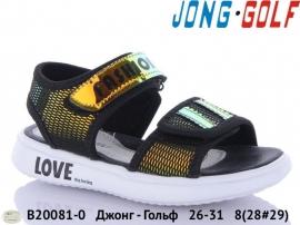 Джонг - Гольф Босоножки B20081-0 26-31