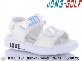 Джонг - Гольф Босоножки B20081-7 26-31