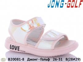 Джонг - Гольф Босоножки B20081-8 26-31